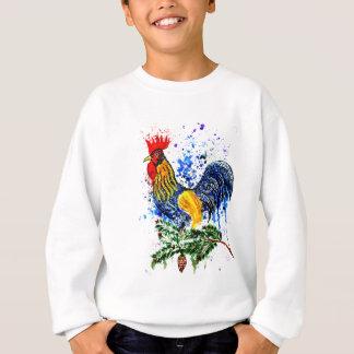 Fancy Rooster Art 5 Sweatshirt