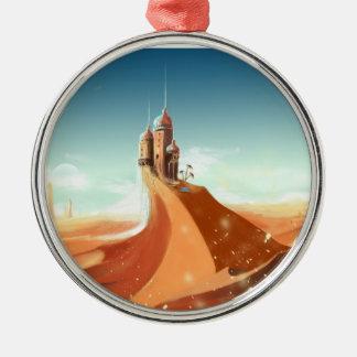 fancy sand land Ornament