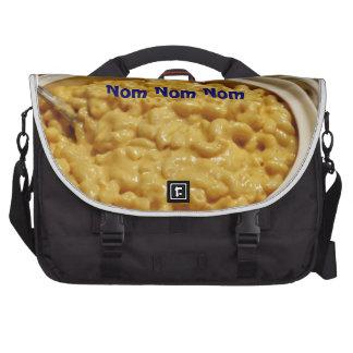Fancy Schmancy Mac + Cheese Purse Bag For Laptop