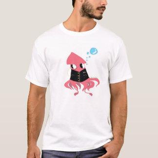 fancy squid shirt