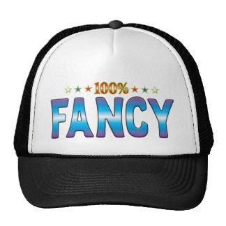 Fancy Star Tag v2 Mesh Hat