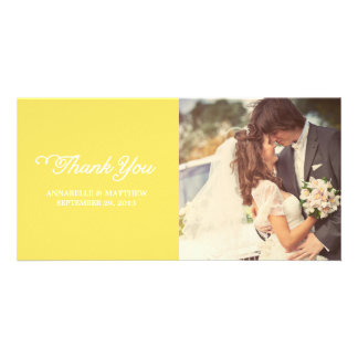 Fancy Thank You Photo Cards