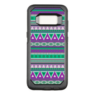 fancy tribal border pattern 08 (I) OtterBox Commuter Samsung Galaxy S8 Case
