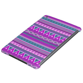 fancy tribal border pattern 08 pink(I) iPad Air Cover