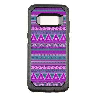 fancy tribal border pattern 08 pink(I) OtterBox Commuter Samsung Galaxy S8 Case