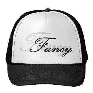 Fancy Trucker Hat