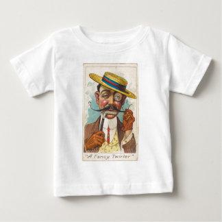 Fancy Twirler Baby T-Shirt