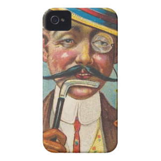 Fancy Twirler iPhone 4 Case