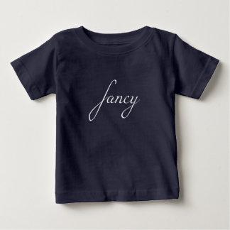 Fancy – White Baby T-Shirt