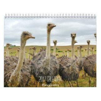 Fancypoultry calendar