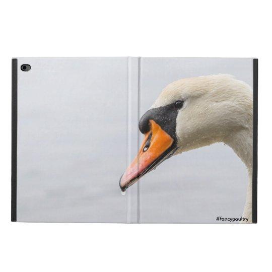 Fancypoultry swan ipad air case