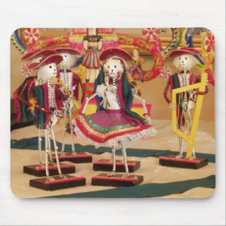 Fandango Day of the Dead Dancers Mouse Pad