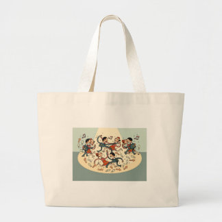 Fandango Large Tote Bag