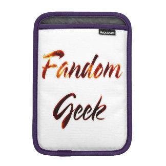 Fandom Geek Fire Sleeve For iPad Mini
