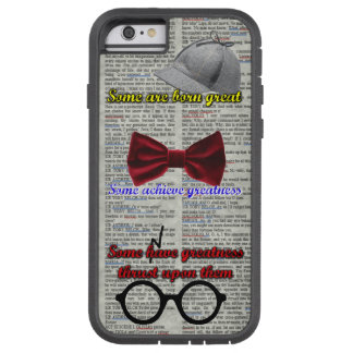 Fandom Greatness Tough Xtreme iPhone 6 Case