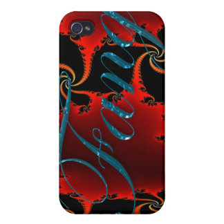 FANG Name Branded iPhone Cover iPhone 4/4S Cover