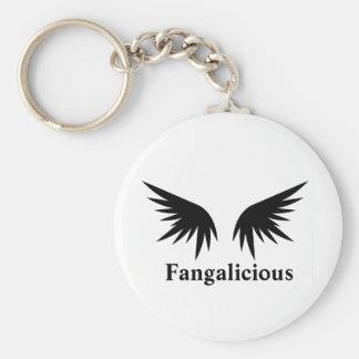 Fangalicious Key chain