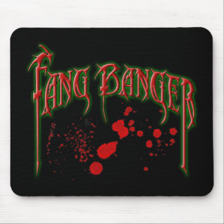 Fangbanger Mouse Pad