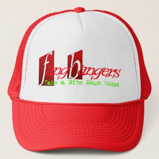 Fangbangers Take a Bite Down Under Cap