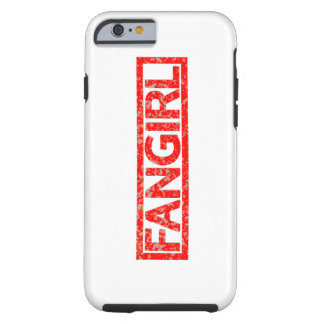 Fangirl Stamp Tough iPhone 6 Case