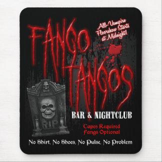 Fango Tangos Vampire Nightclub Mouse Pad