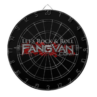 FangVan Let s Rock and Roll Official Dart Boards