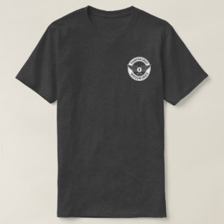 Fankhauser Woodworks Charcoal Gray T-Shirt