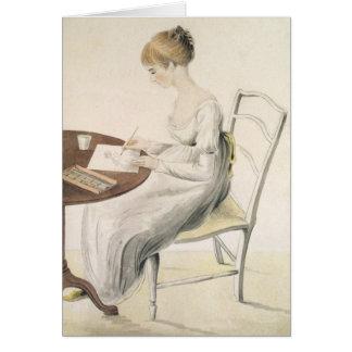 Fanny Austen-Knight Card