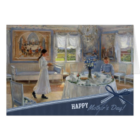 Fanny Brate Namnsdag 1902 Mother's Day Card