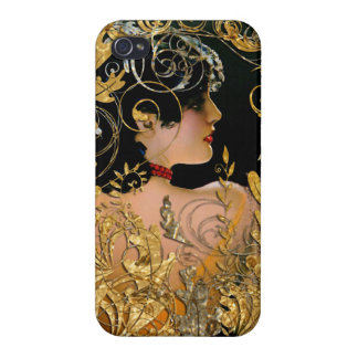 Fanny iPhone 4 Glossy Finish Case Case For iPhone 4
