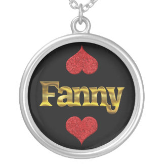 Fanny necklace