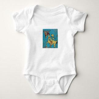 Fanny ride! baby bodysuit