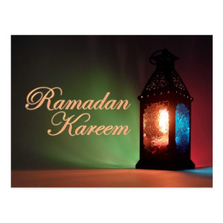 Fanous Ramadan Postcard