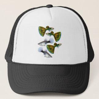 Fantail Guppies Trucker Hat