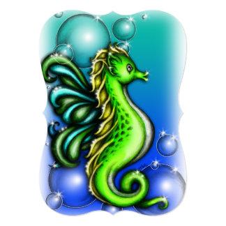 FantaSea Horse 5x7 Invitation Bracket