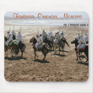 Fantasia, Essaouira, Morocco Mouse Pad