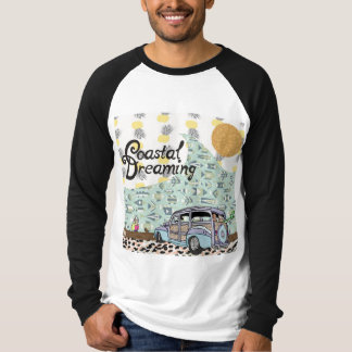 Fantasizing about the beach? Yeah...us too. T-Shirt