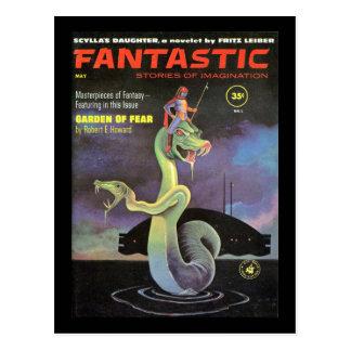 Fantastic 05_Pulp Art Postcard