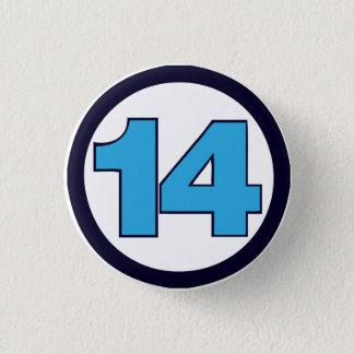 Fantastic 14 1 inch round button