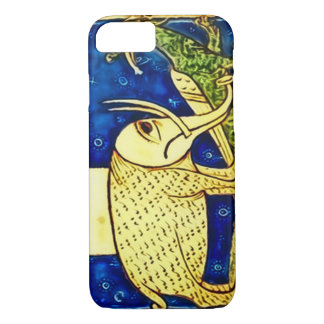 Fantastic Beasts Art Nouveau iPhone 7 Case