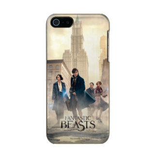 Fantastic Beasts City Fog Poster Incipio Feather® Shine iPhone 5 Case
