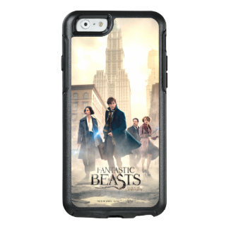 Fantastic Beasts City Fog Poster OtterBox iPhone 6/6s Case