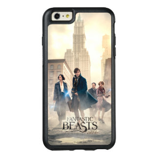 Fantastic Beasts City Fog Poster OtterBox iPhone 6/6s Plus Case