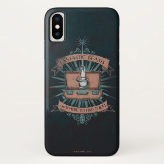Fantastic Beasts Newt's Briefcase Graphic Case-Mate iPhone Case