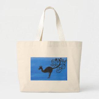 Fantastic Bird Large Tote Bag