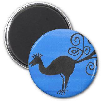 Fantastic Bird Magnet