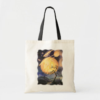 Fantastic City Tote Bag