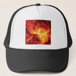 fantastic fire trucker hat