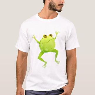 Fantastic frog T-shirt