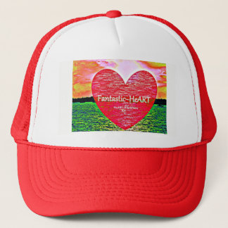 Fantastic HeArt Trucker Hat